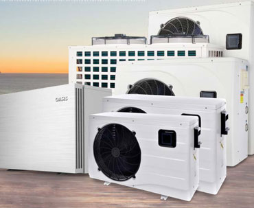 Oasis Heat Pumps
